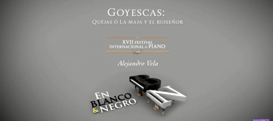 Conciertos guiados. Música para piano de Enrique Granados