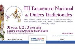 III Encuentro Nacional de Dulces Tradicionales