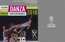 Segundo Encuentro de Danza Contemporánea Aguascalientes