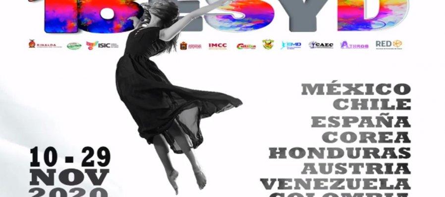 18 Encuentro Internacional de Danza Contemporánea de Solistas y Duetos presenta a Compañías, Grupos y Solistas: Puro PIE, Colectivo IRRE y Cia Myung Choi