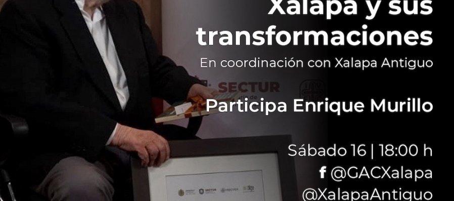 Conversatorio: Xalapa y sus transformaciones