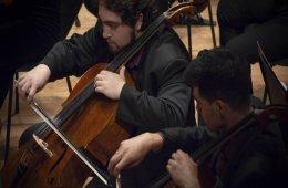 Recital del Ensamble de Violonchelos de la Orquesta Escuela Carlos Chávez