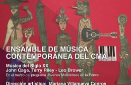 Ensamble de música contemporánea del CMA