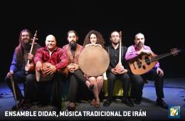 Ensamble Didar, música tradicional de Irán