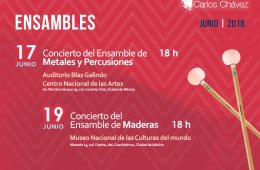Recital del Ensamble de Maderas de la Orquesta Escuela Ca...