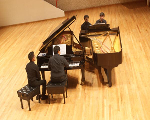 Recital de Piano l Orquesta Escuela Carlos Chávez