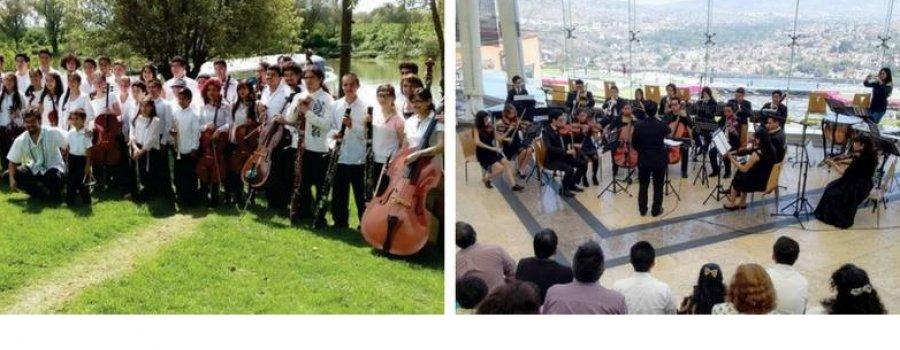 Concierto de ensamble de orquestas Naucalpan – Uruapan