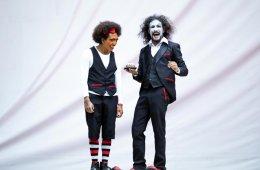 Entre bufón, payaso y clown