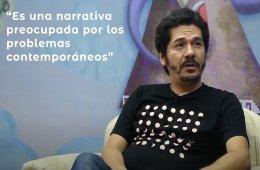Entrevista con Juan Pablo Villalobos