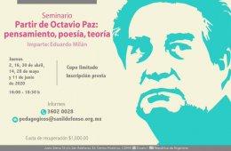 Octavio Paz: pensamiento, poesía y teoría