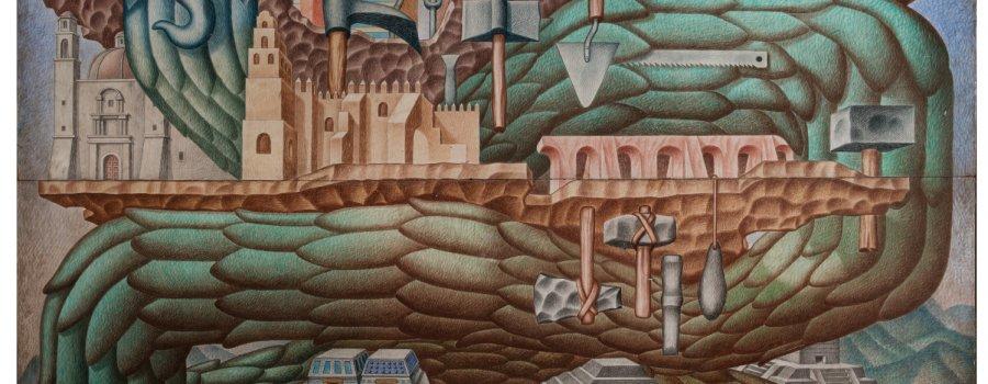 Ingeniería & Arquitectura. 70 años a través del arte