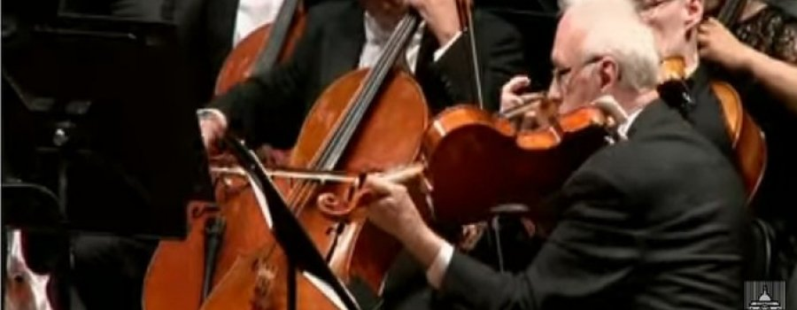 Obertura Las Hébridas, Fantasía Escocesa y Sinfonía núm. 4 con Orquesta Sinfónica Nacional