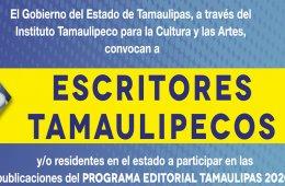 Escritores Tamaulipecos