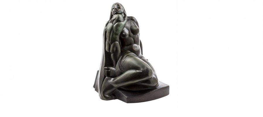 Sculptors in Studio. Research Notes