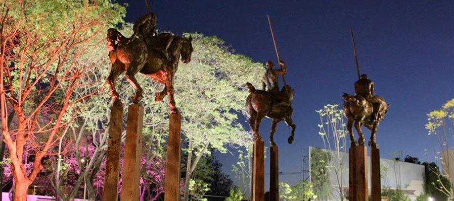 Jardín de las Esculturas