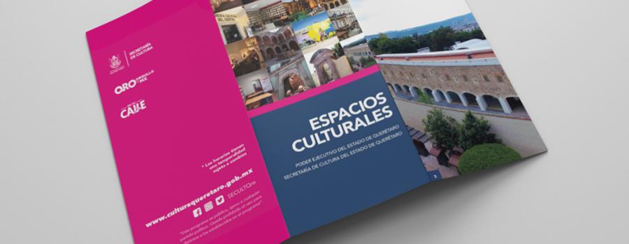 Espacios culturales de la Secretaría de Cultura del Estado de Querétaro