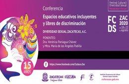 Espacios educativos, incluyentes y libres de discriminaci...