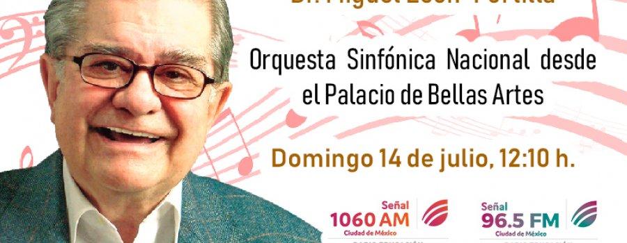 Concierto Homenaje al Doctor Miguel León-Portilla