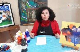 Técnicas de espejo con Rocío Torres