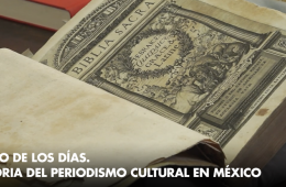 Mirror of the Days. History of Cultural Journalism in Mex...