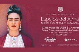 Espejos del alma: textiles e identidad en Frida Kahlo