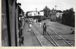 15 de noviembre de 1917: La situación de los ferrocarril...