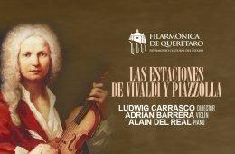 Vivaldi's and Piazzolla's Seasons