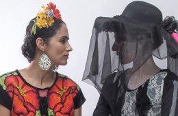 El Sapo de la Kahlo en San Ildefonso