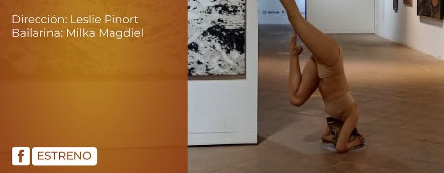 Memoria de la intervención coreográfica en la exposición Estrella Carmona. Álbum de lo permanente