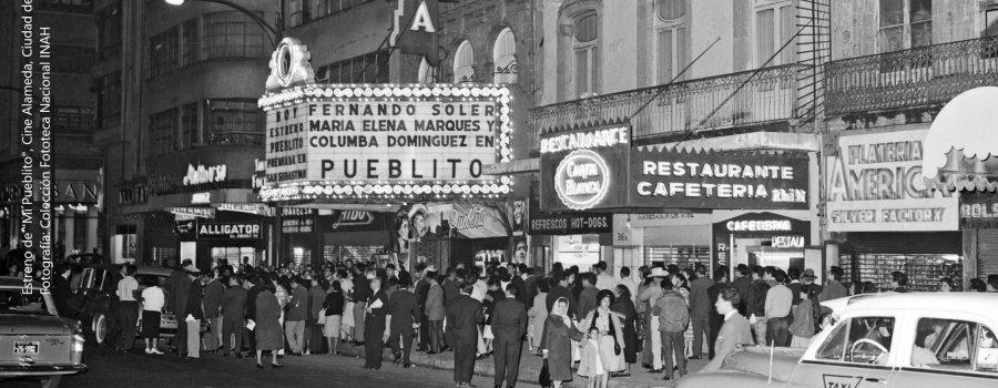 ¡Corte y queda! Los cines antiguos de la Ciudad de México