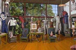 Diego Rivera's Studio