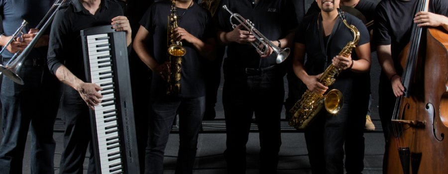 Joe d'Etienne Big Band