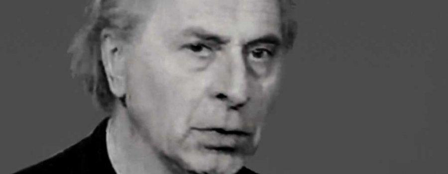 Un sueño prometeico, Etienne Decroux, el padre de la mima moderna