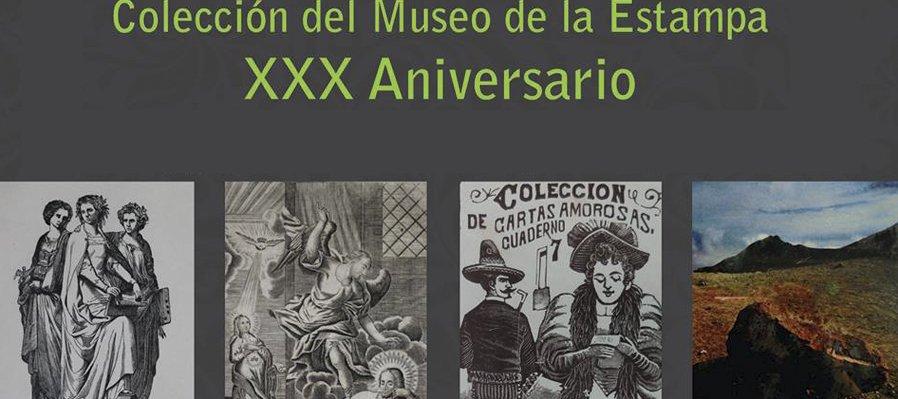 Evolución Gráfica. 30 Aniversario Museo de la Estampa