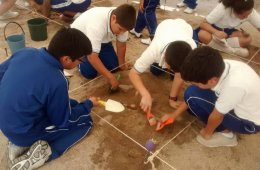 Archaeological Excavation Workshop