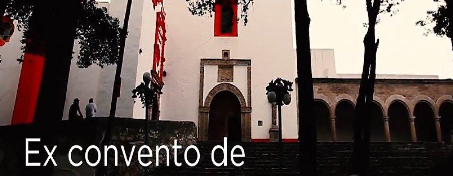 Huellas de la evangelización. Ex convento Tepeapulco.