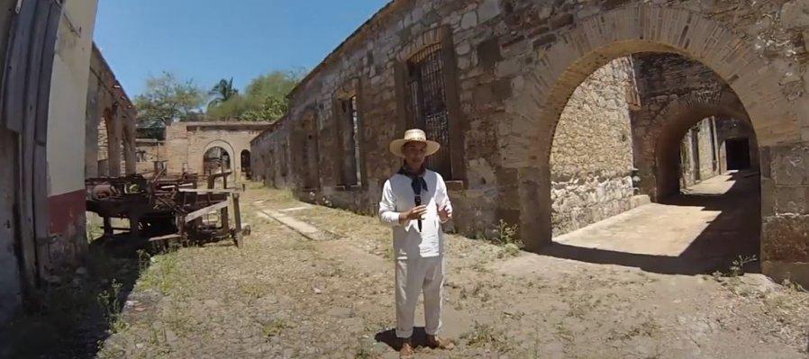 Ex-Fabrica Textil de Bellavista: recorrido virtual