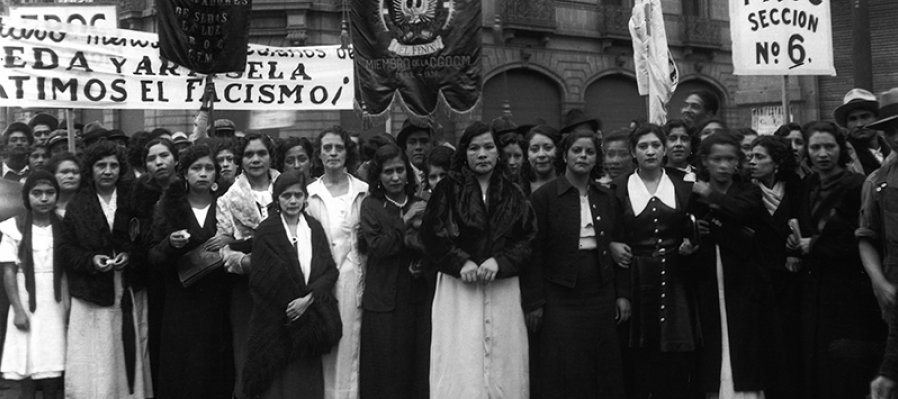 Antropólogos del exilio español
