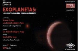 Exoplanetas: una nueva manera de encontrarlos