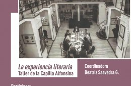 La Experiencia Literaria. Taller de la Capilla Alfonsina