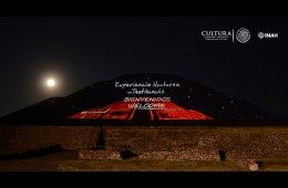 Night Experience in Teotihuacan