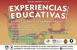 Experiencias educativas
