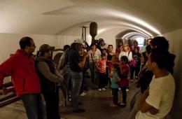 Exploradores de Chapultepec