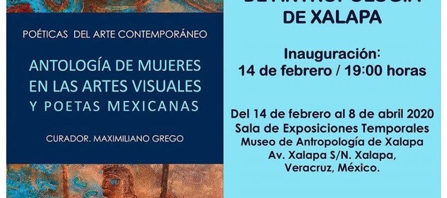 Poéticas del Arte Contemporáneo: Artistas visuales y escritoras mexicanas en el MAX