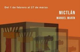 Mictlán, esculturas de Manuel Marín