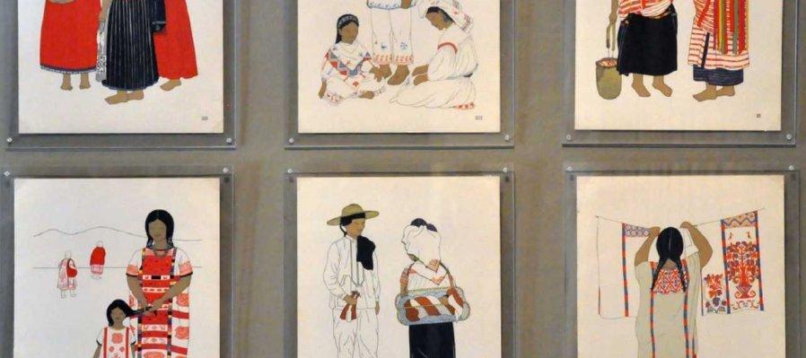 Impresiones de México: La estampa y las publicaciones ilustradas en el siglo XX (1900-1968)