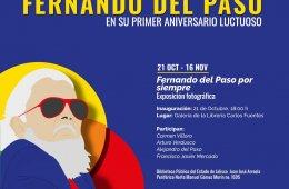 Fernando del Paso por siempre