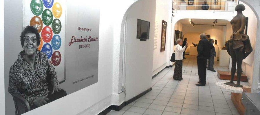 Homenaje a Elizabeth Catlett 1915-2012