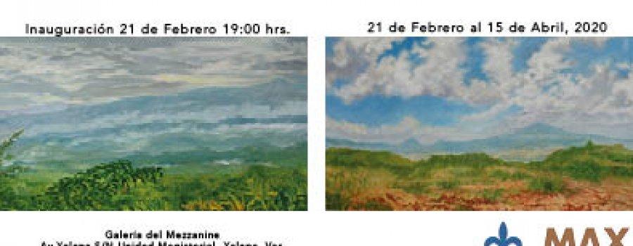 Exposición pictórica Veracruz y Tlaxcala, Paisajes en Contraste