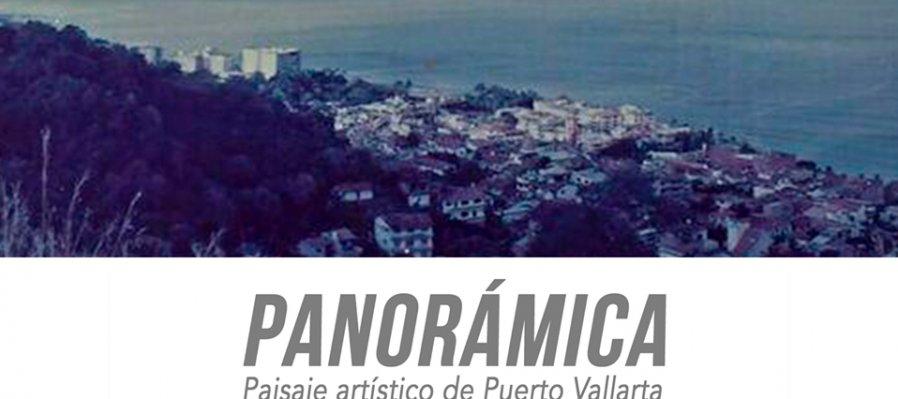 Panorámica: Paisaje artístico de Puerto Vallarta